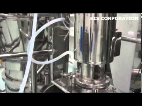 Pharmaceutical machines,Complete  process line for Tablet compression, KIS Corporation