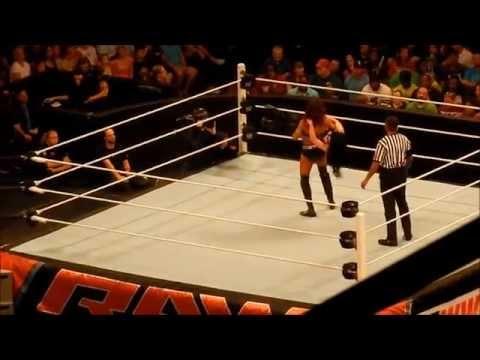 Cole Anderson's WWE Monday Night Raw Adventure