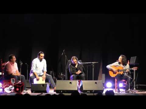 Buleria Potito,Paco Heredia,Tobalo y Ezequiel Nou Barris 2.7.16