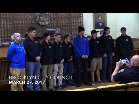Brooklyn City Council 3/27/17