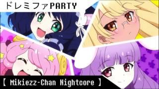 【 Nightcore 】 ドレミファPARTY