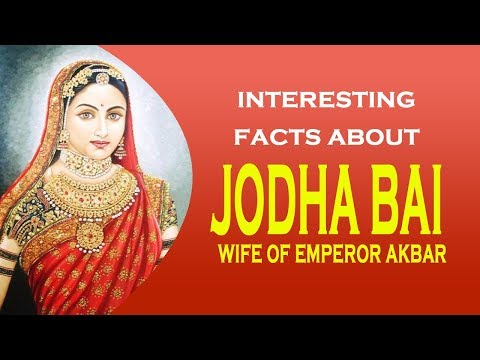 Interesting facts about Jodha Bai