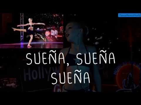 Dream on a Star SUBTITULADO al Español - Solo de Chloe - DanceMomsWorld