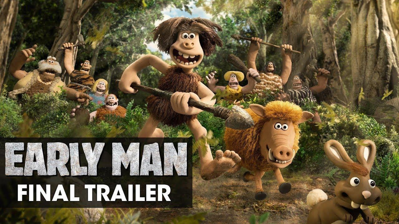 Download Early Man (2018 Movie) Official Final Trailer - Eddie Redmayne, Tom Hiddleston, Maisie Williams