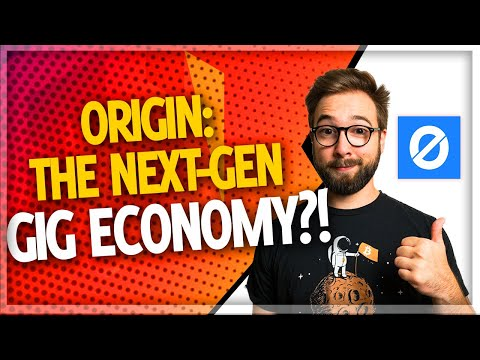 Origin Review (Fixing the Sharing Economy with Crypto!)