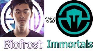 5 Minutes of TSM Biofrost destroying Immortals