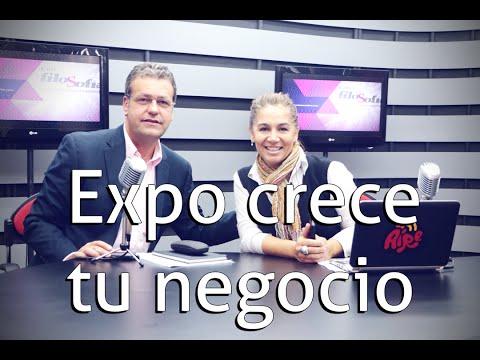 Expo crece tu negocio | Con filo-Sofía