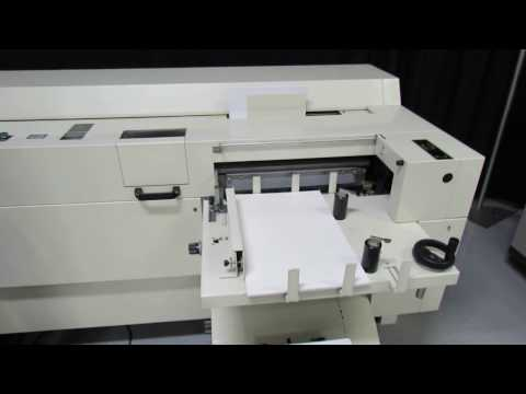 C.P. Bourg BB3000 Automated Perfect Binder