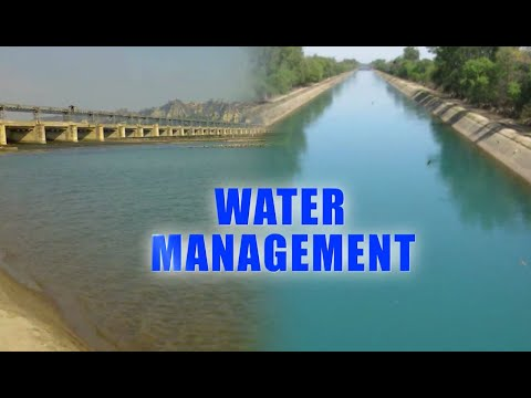 Water Management - Telecast on 22 March 2019