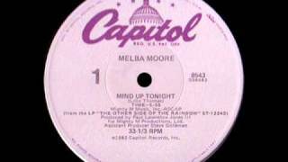 Melba Moore - Mind Up Tonight (instrumental)