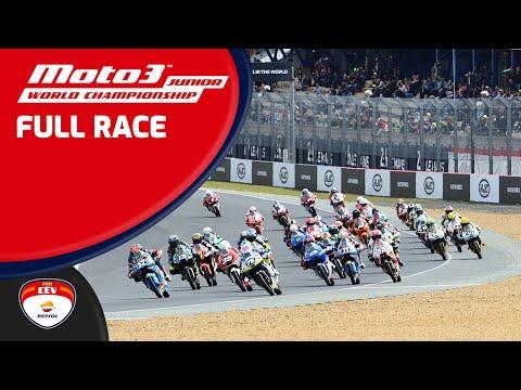 Le Mans Moto3™ race FIM CEV Repsol 2017 MotoGP™ HJC Grand Prix de France
