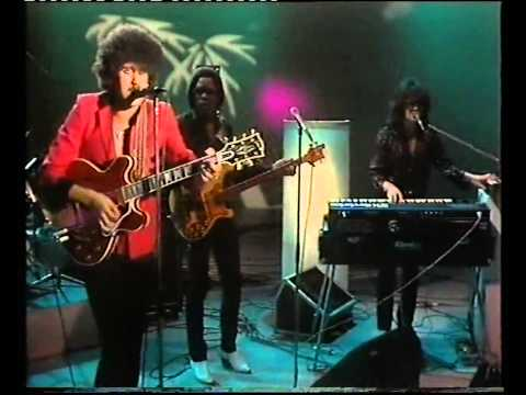 Mark Knopfler / Phil Lynott and the Soul Band: Growing up + interview