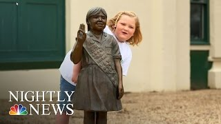 100 Years Of Girl Scouts Cookie: Meet The All-Time Sales Leader | NBC Nightly News