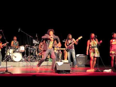 Stewart Sukuma & Banda Nkhuvu Live @ Eu 2011 Part 1