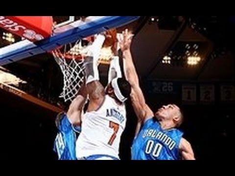 Top 10 NBA Plays: February 26th