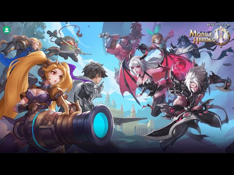 Mobile Heroes Short Gameplay | Download Link
