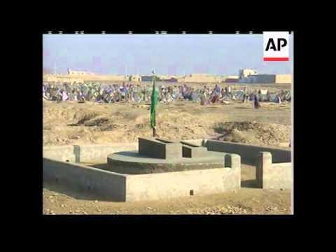 Hazaras claim Taliban massacred thousands