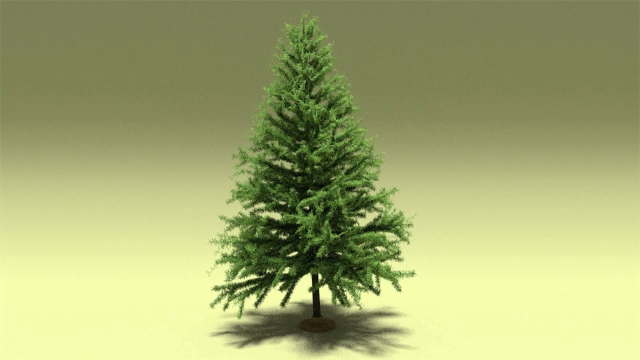 Tree 3d model free download | Download 33 tree models free for