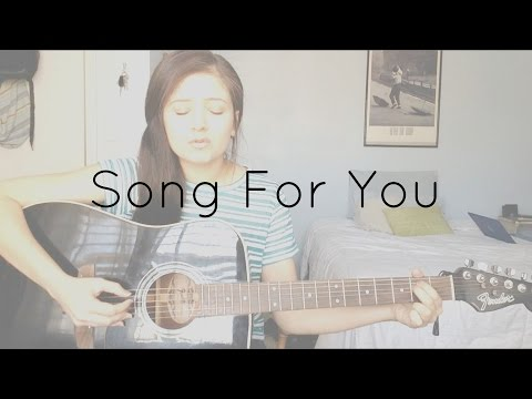 Song For You (Alexi Murdoch) cover by Lyric Arvizu