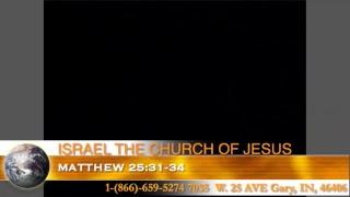 JESUS THE COMING KING OF ISRAEL