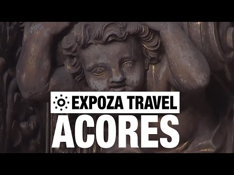 Acores (Portugal) Vacation Travel Video Guide