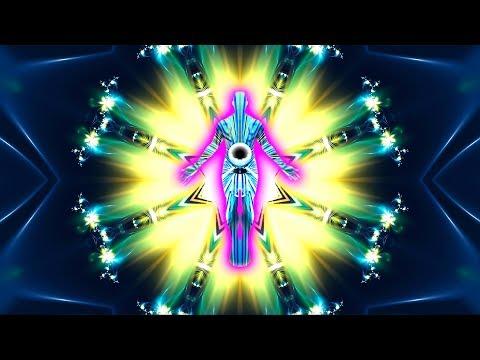 2675 Hz Music⎪Pineal Gland Vibration⎪Powerful Crystal Resonator⎪Tibetan Bowls Slow Drums Sea Waves