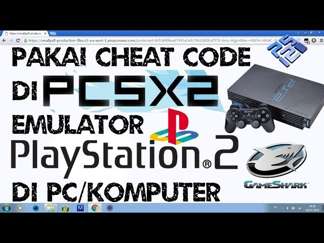 PCSX2 Cheat tutorial video watch HD videos online without registration
