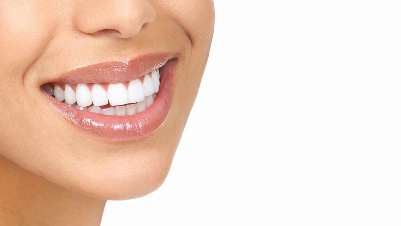 Как фотографировать зубы с черным фоном