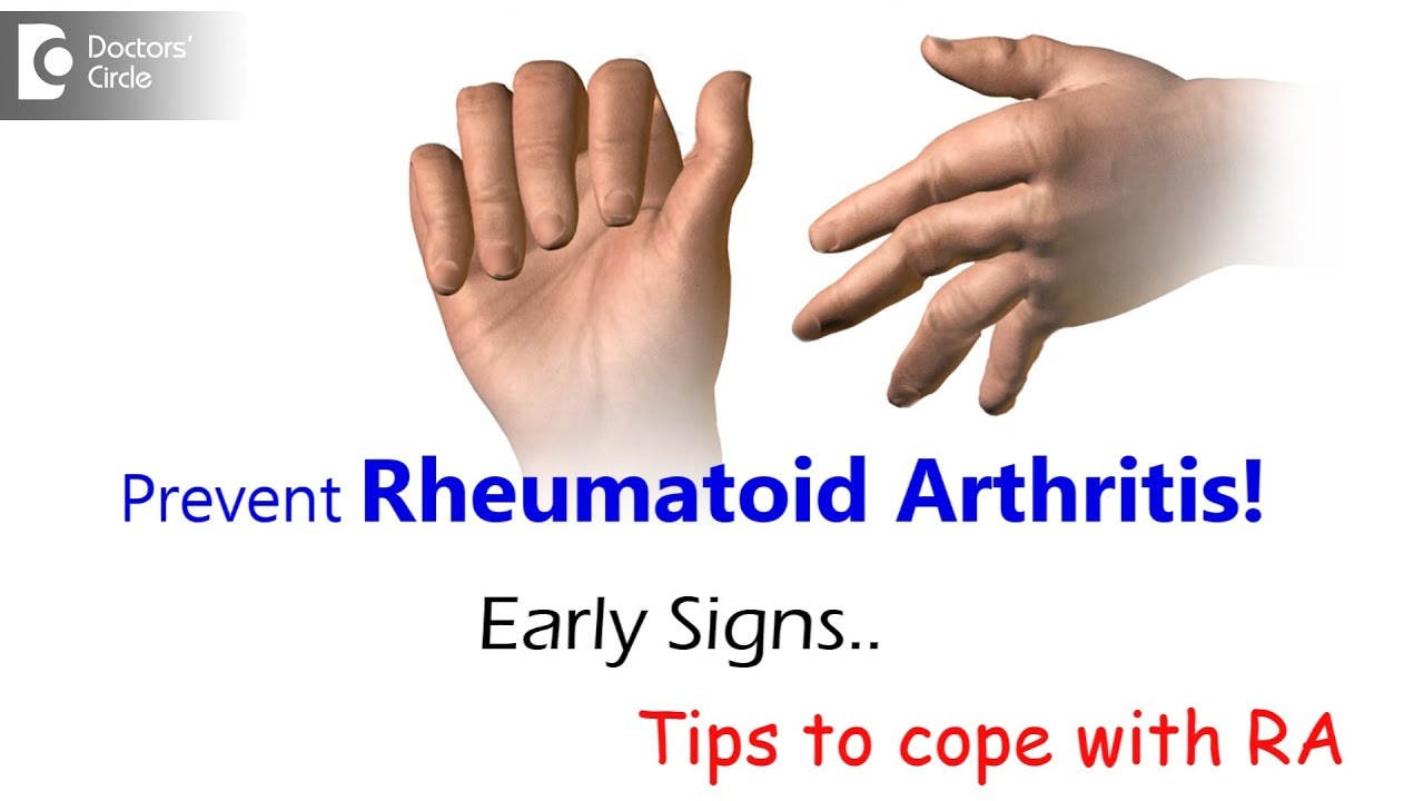 Rheumatoid Arthritis Prevention Rheumatoid Arthritis Signs Symptoms Youtube
