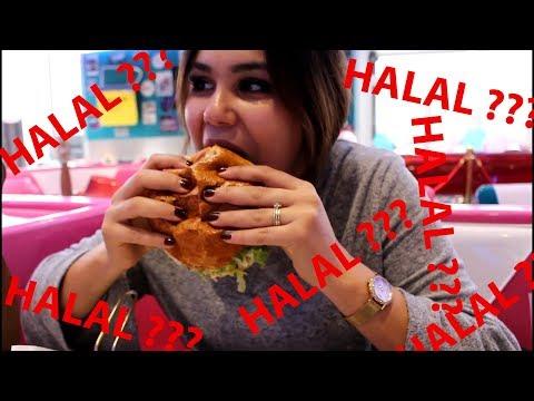 واش هاد الهمبرغر حلال ؟؟؟ || Restaurants HALAL en France EPISODE 1