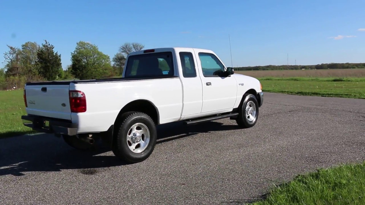2005 ford ranger xlt ext cab 4x4 for sale1 owneralloysperfect carfaxgood 2 go
