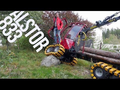 Alstor 833 Med Band (4k)