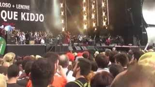 Angélique Kidjo - VOODOO CHILD - Rock In Rio Lisboa 2014