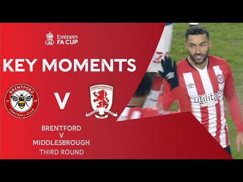 Brentford Middlesbrough Goals And Highlights