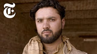 'We Are Here Alone': An Afghan Translator's Plea for Help | NYT