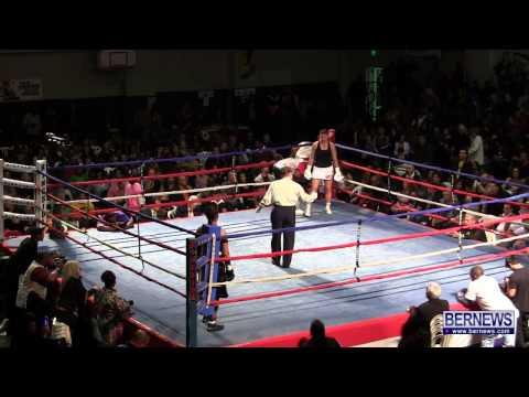 Teresa Perozzi vs Tori Nelson Round 1-2, Feb 2 2013