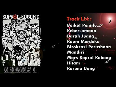 KOPRAL KOBONG | FULL ALBUM [PUNK ROCK]