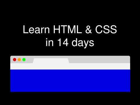 Learn HTML & CSS Correctly - Introduction