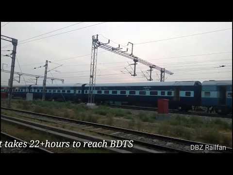 22452/Chandigarh - Mumbai Bandra (T.) Bi-weekly SF Express
