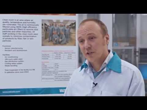 Vaisala Cleanroom, At the origins of reliable sensors