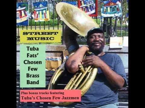 Tuba Fats - Street Music - Mardi Gras In New Orleans