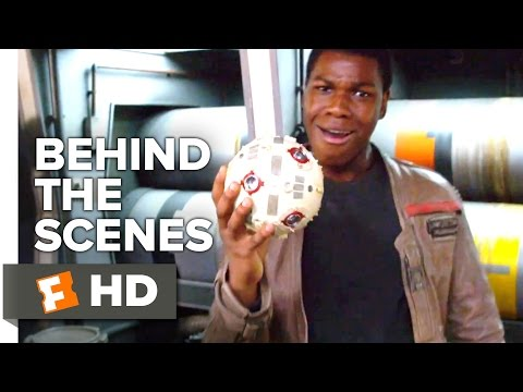 Star Wars: The Force Awakens Behind The Scenes - Boarding the Millennium Falcon (2015) - Movie HD