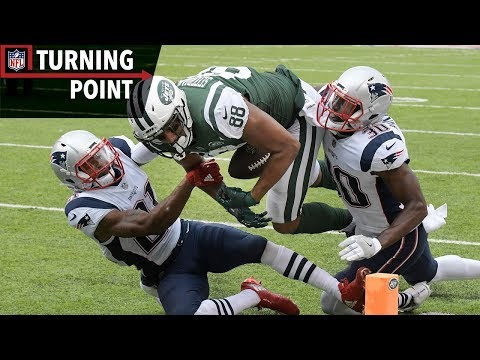 Controversy Looms Large in Patriots vs. Jets (Week 6) | NFL Turning Point