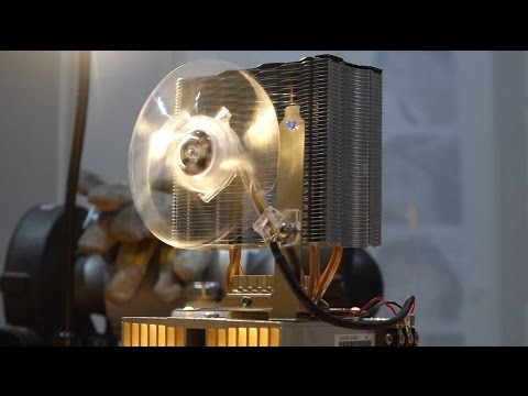 Candle Powered Thermoelectric-inator