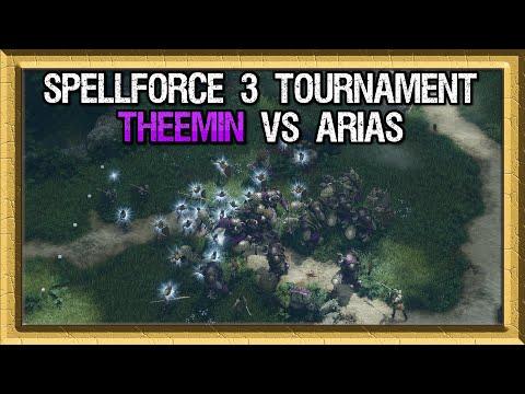 Spellforce 3 Tournament - Theemin vs Arias - Game 1 |
