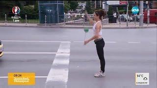 """Шоу и танци на червен светофар - """"Пълен абсурд"""" (03.06.2016г.)"""