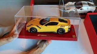 Unboxing - 1:18 Scale BBR Ferrari F12 TDF