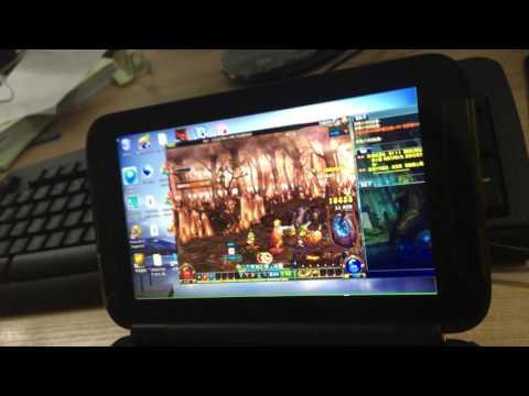 [GPD WIN] Online game