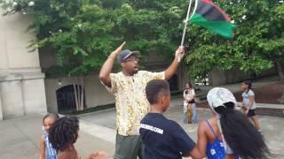 Hey Black People! (Orita's Cross Freedom School Chant)
