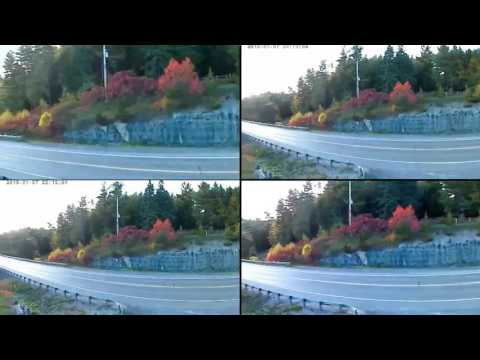 Comparison of Video Stabilization using Free Software